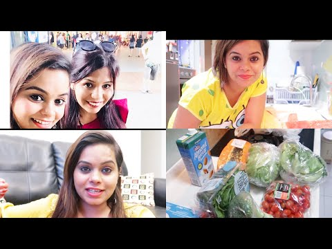 Organic Shopping In Singapore || Chitchat Time With Superprincessjo Youtuber jasmeen jass