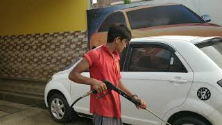 Faw V2   New Quick Car Wash In Town   Opposite Of Sahil Hospital Faisalabad Pakistan   yc Video