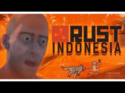 Rust Indonesia - Main Rust Lol /w Mosses Gaming