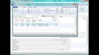 Microsoft Dynamics NAV 2013 Warehouse and Inventory Management / Supply Chain Management Module