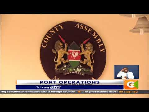 Mombasa residents want port managed by county gov't