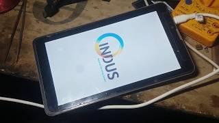 Swipe SWBT 02(Razor) flashing by tool  Swipe Indus Tablate Flashing