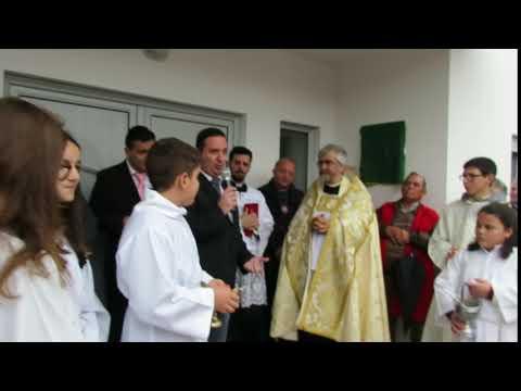 Bênção Catequese e Casa Mortuária de Paio Mendes - P. Manuel Vaz Patto e Carlos Sousa