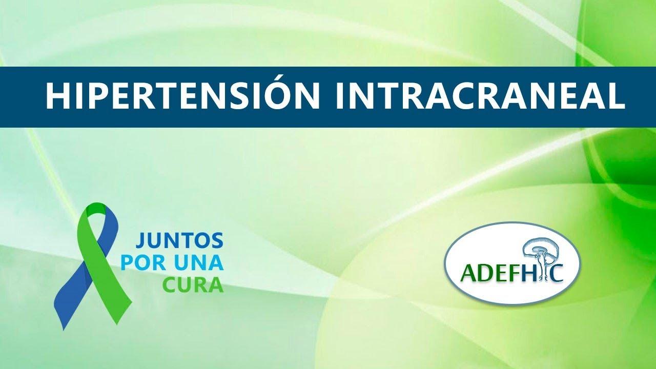 La intracraneal tratar como hipertension