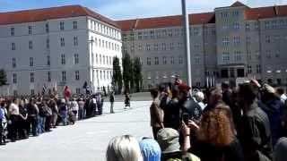 Erstes  deutsches Veteranenfest 2014 des Bund Deutscher Veteranen