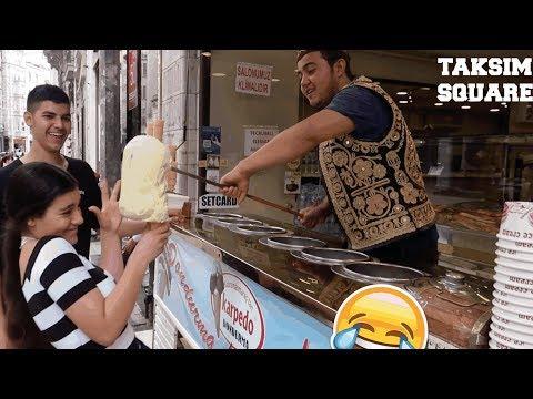 NEVER BUY ICE CREAM IN TURKEY!!!