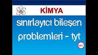 SINIRLAYICI BİLEŞEN PROBLEMLERİ - TYT - 10. SINIF