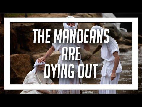 The Mandeans (Sabiun) and Their Current Situation