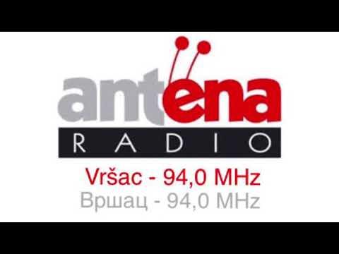 Radio Antena Vršac 94 MHz džinglovi - Generic Radio Antena Vârșeț/Serbia 94 MHz
