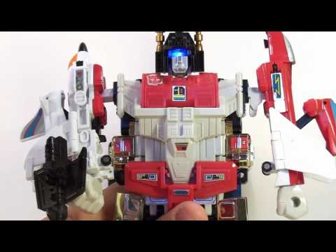 Transformers G1 Parts 1985 SUPERION HEAD