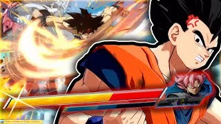 2 CHARACTERS, 1 COMBO!   Dragonball FighterZ Ranked Matches