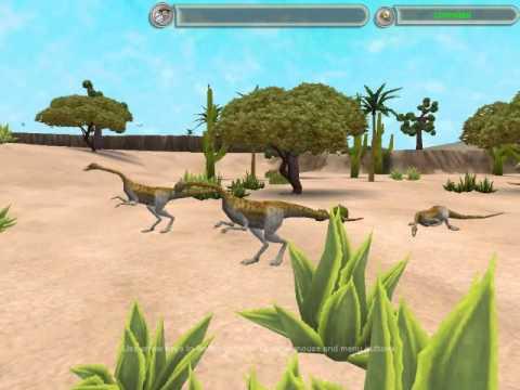 Prehistoric Park Continued Series 2 part 1