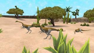 Prehistoric Park Continued Series 2 part 1
