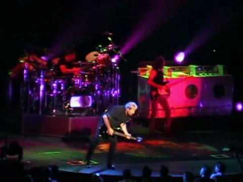 Rush - Dreamline 10-13-2002