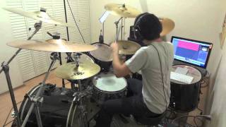 Just a Bullet Away - Metallica (drum cover)