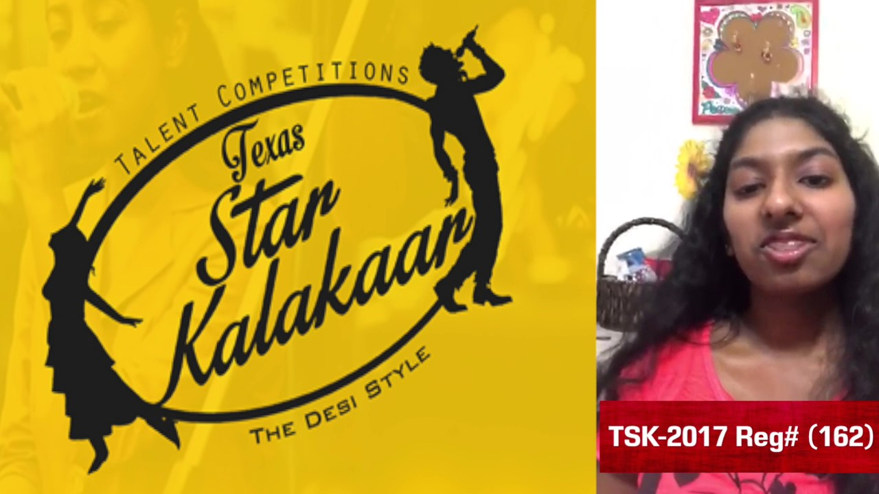 Introduction Promo - Texas Star Kalakaar 2017 - Reg #162
