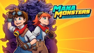 Mana Monsters - Legend of the Moon Gems