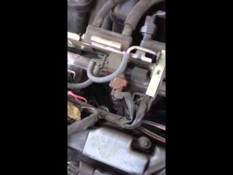 P0442 P0456 Toyota Highlander 2005  YouTube
