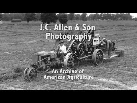 JC Allen & Sons Vintage Farm Photographers - An Archive Of American Agriculture