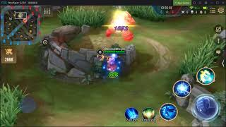 ARENA of VALOR Funny Hero MOD Alice copies magic from others Heros
