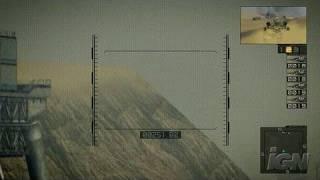 Chromehounds Xbox 360 Gameplay - Tank Annihilation