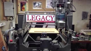 Legacy Arty Cnc Router For Sale Www.cncrouterstore.com
