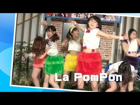 PowerPushLive出演・La PomPonにインタビュー メンバーの素顔にグッと迫ってみました! インタビューバラエティ【水曜のニョッキ・vol.78】