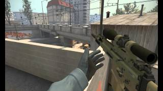 CS:GO Dope 4 man boost in overpass! :-)