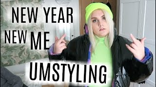 Mein UMSTYLING! + Laura's Reaktion