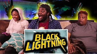 Black Lightning Season 1 Episode 11 : FAMILY REACTION!!