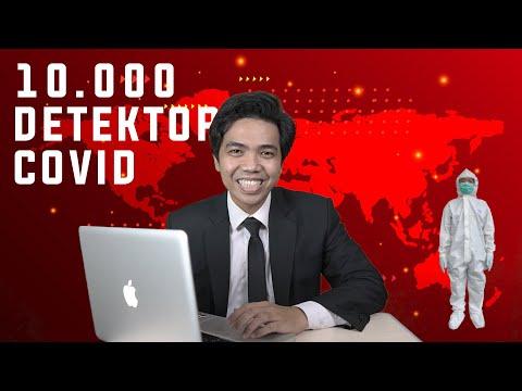Download 10.000 DETECTOR COVID | BRITA BRATA