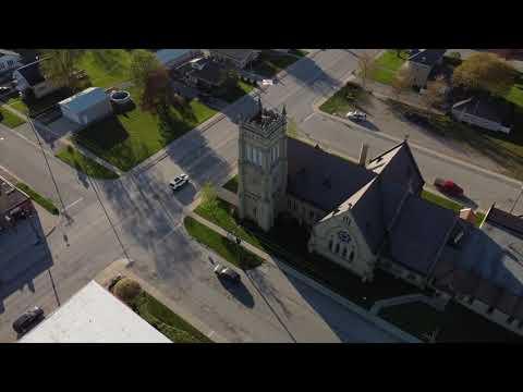 Exeter Ontario, South Huron County.