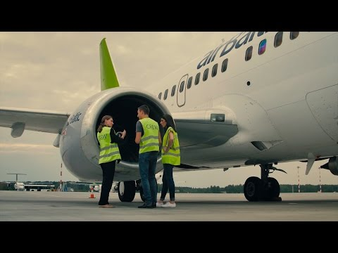 Boeing 737 Type Rating at airBaltic Training