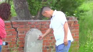 Шашлыки на кладбище