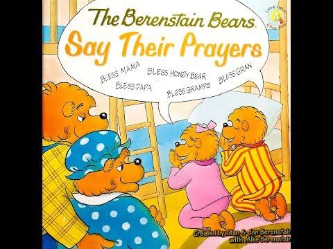 The Berenstain Bears-Say Their Prayers