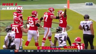 2019 Kansas City Chiefs regular season Highlights - AFC WEST CHAMPIONS