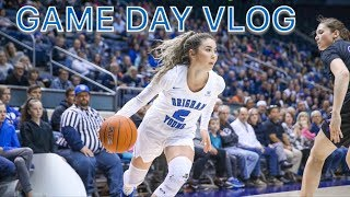 Hey guys! Follow along with me through a Division 1 women's basketb...