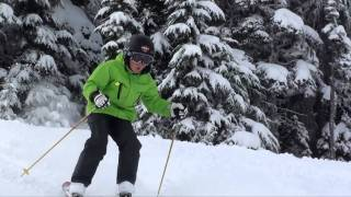 2011 I Love Skiing Whistler opening day