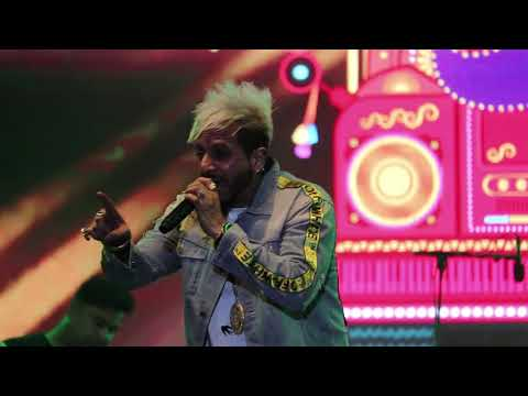 JAZZY B Live in Jaipur at Ganna Crossblade Music Festival 2019 | WITH ALL PUNJABI SINGERS
