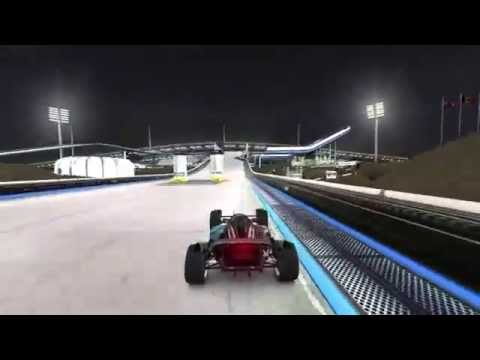 Trackmania nation forever - World record - Blue tracks Feb 2015