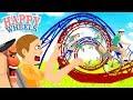 LA ACROBACIA MAGISTRAL DE PAPI Y TIMMY | HAPPY WHEELS #238