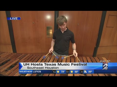 UH hosts Texas Music Festival