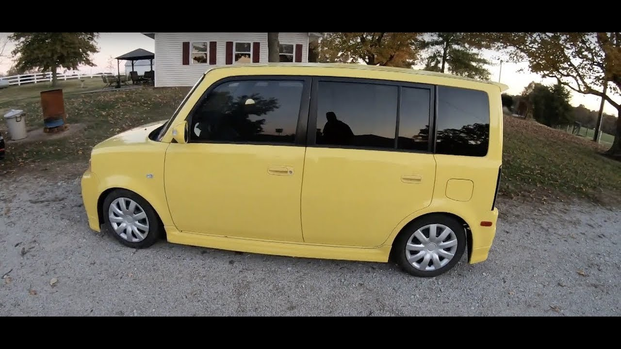 2020 Scion XB Concept and Review