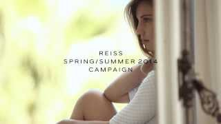 Reiss SS14 Collection Teaser