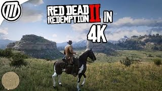 Red Dead Redemption 2: Open World 4K Gameplay Live Stream (Xbox One X)