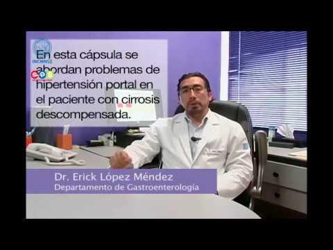 Tratamiento de hipertensión portal portal del paciente