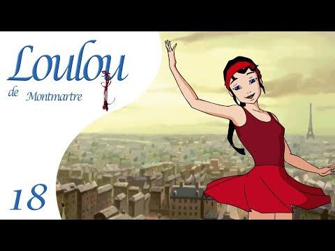Loulou De Montmartre EP18 - La Femme A Barbe - Dessin Animé Français !