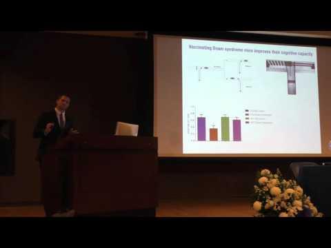 Dr. Eitan Okun: Developing a Vaccine for Alzheimer's - Centennial Guest Lecture - 3 of 6