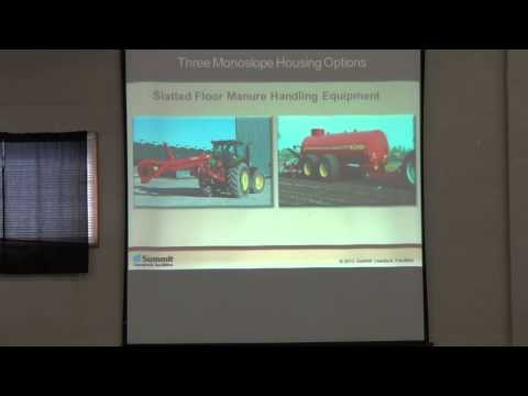 Summit Livestock Facilities Presentation