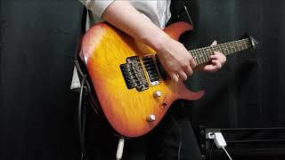 take cover / mr.big - paul gilbert guitar cover